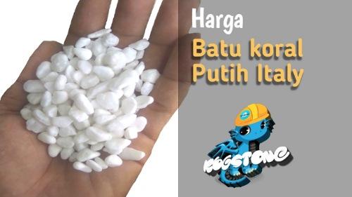 Harga batu sikat putih italy