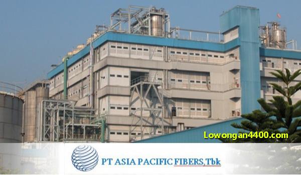 Lowongan Kerja PT. Asia Pacific Fibers Tbk Karawang