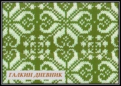 jakkardovii-uzor-spicami | 針織 针织 | 뜨개질을하는 | trikote | adīšana | mezgimas