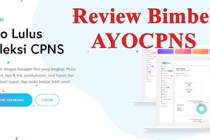 Review Bimbel AYOCPNS