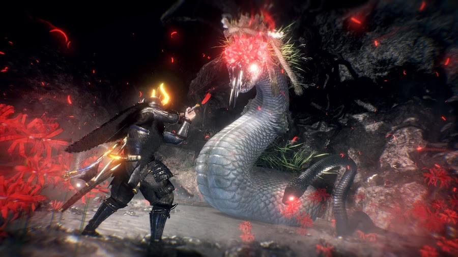 nioh 2 screenshots 3 ps4 team ninja koei tecmo games sony interactive entertainment