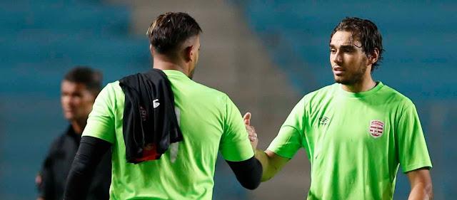مفاجئة كبري في حراسة مرمي النادي الافريقي في لقاء السوبر ضد الترجي الرياضي التونسي