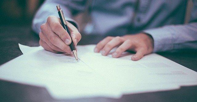 Contoh Surat Pengunduran Diri atau Resign yang Resmi, Baik dan Jelas (LENGKAP TERBARU) Untuk Format Doc