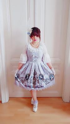 lolita fashion, gothic lolita, austrian lolita community, auris lothol, coordinate, egl, egl community, krad lanrete, jsk, le portrait de marie
