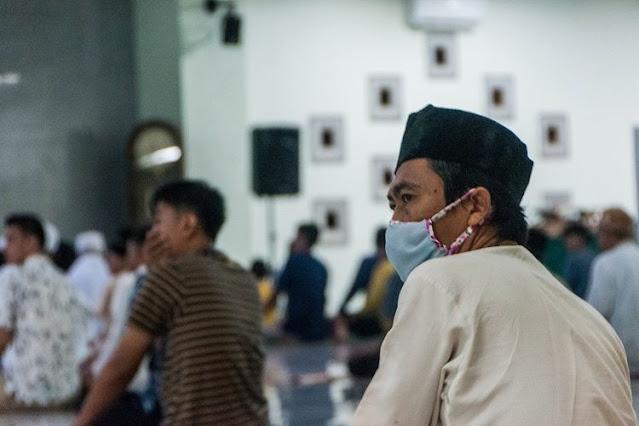 Puasa Tahun Ini, Mataram dan Lotim Boleh Sholat Tarawih Berjamaah di Masjid