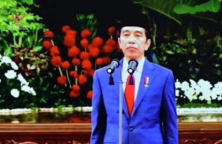 Presiden Lantik Kepengurusan Legiun Veteran RI Sisa Masa Jabatan 2017-2022