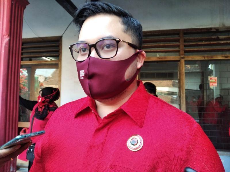 Bakal Lawan Kotak Kosong di Pilkada Kediri, Ini Respon Anak Pramono Anung