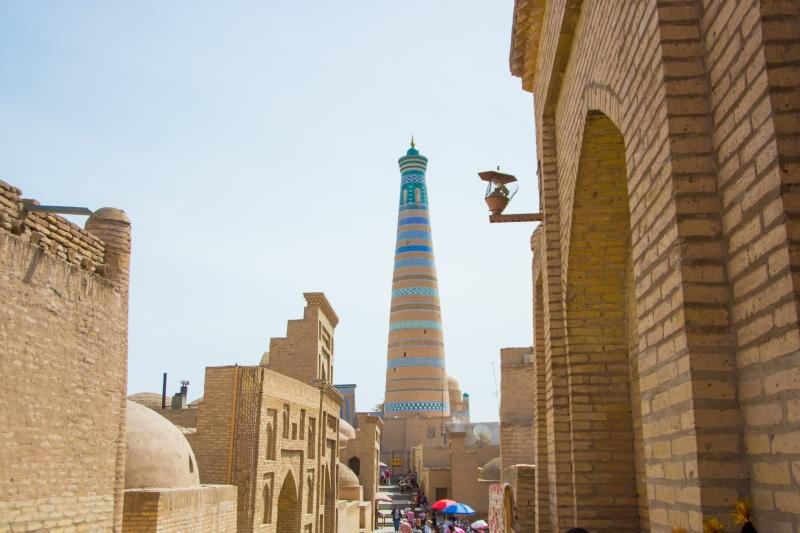 Islam-Khoja Minaret