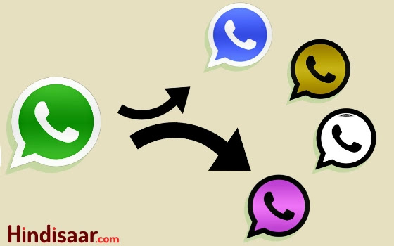 Whatsapp Clone Or Mod Apps