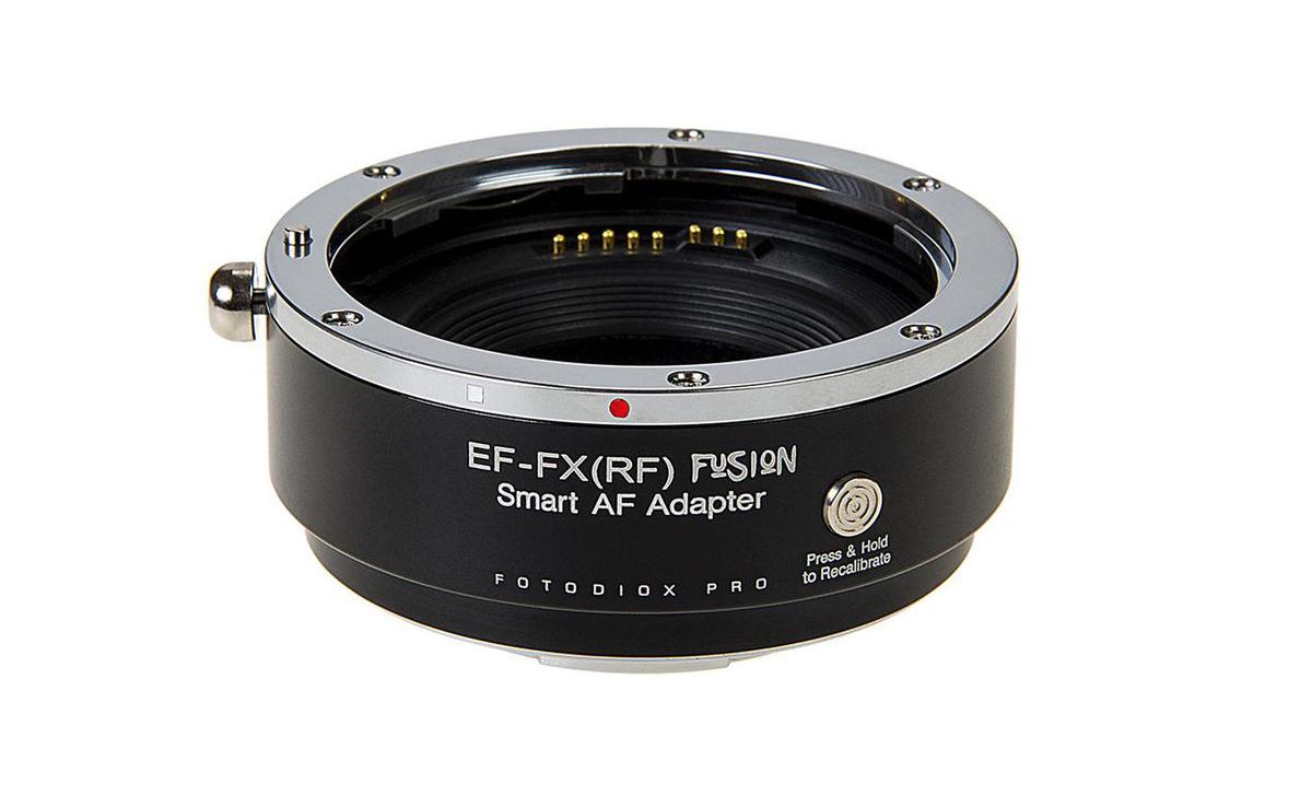 Адаптер Fotodiox Pro EF-FX(RF) Fusion Smart AF