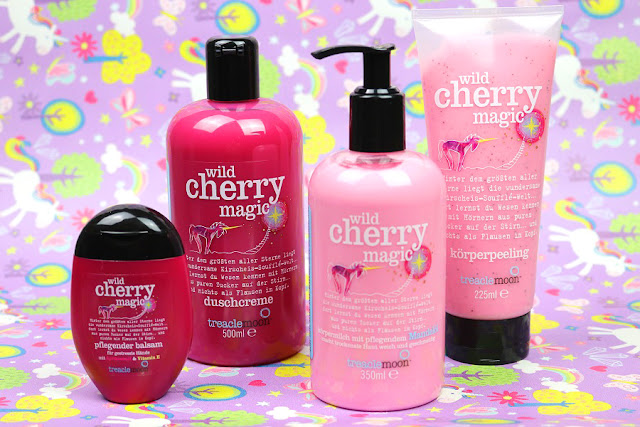 Wild Cherry Magic
