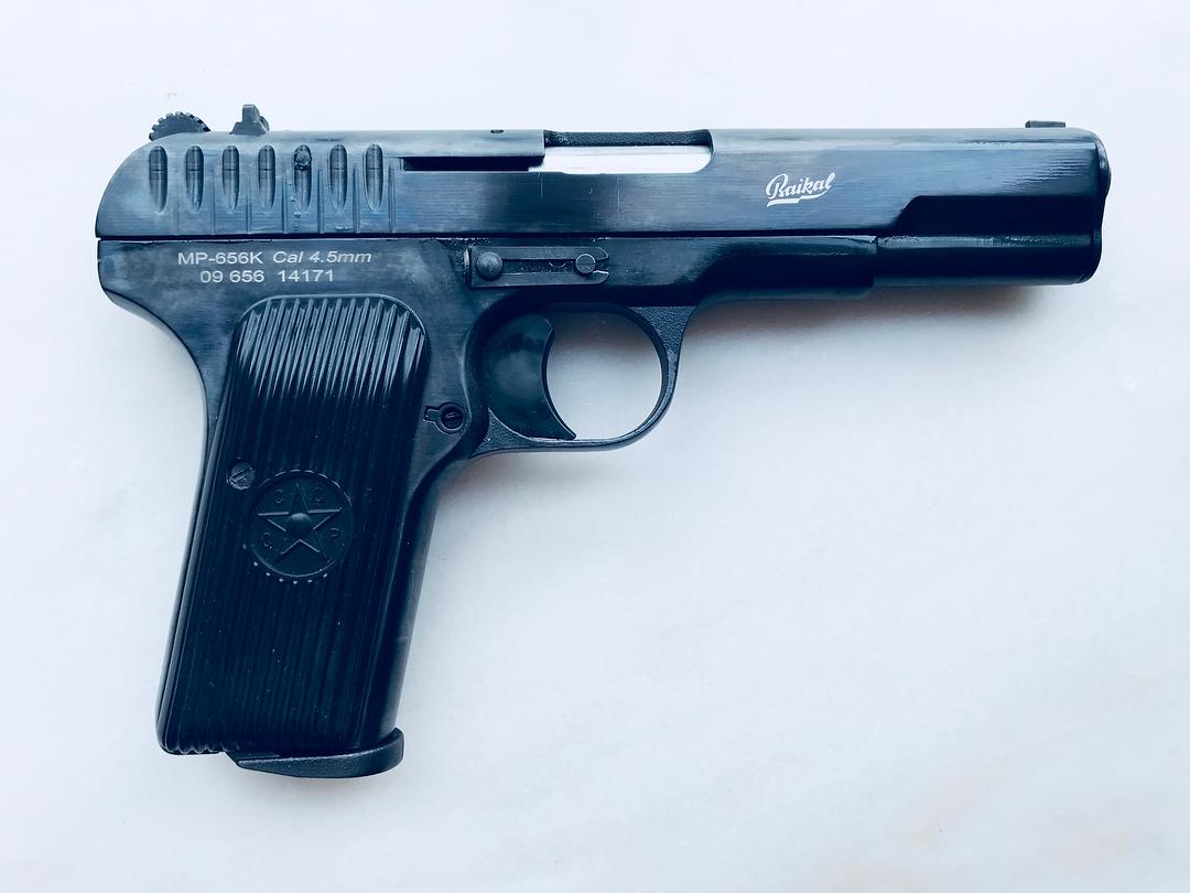 canada airgun freak: Tokarev TT30/33 replica co2 pistol