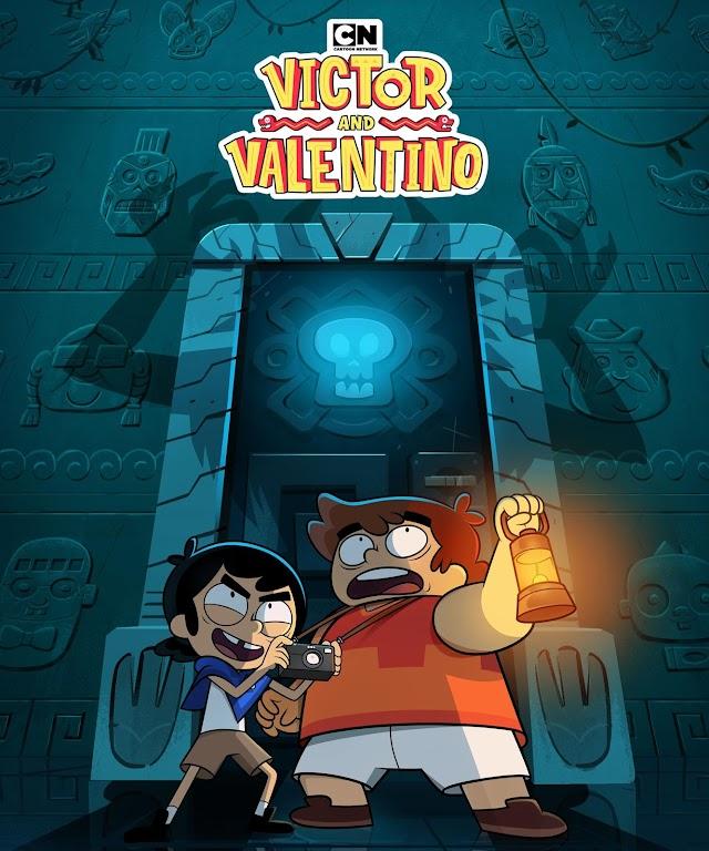 Victor y Valentino Temporada 1 [Cap.2/28][Descarga][Español]