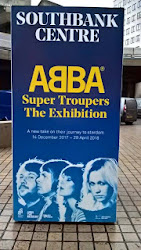 'ABBA SUPER TROUPERS EXHIBITION""