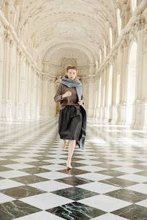 shooting Born in Berlin Venaria