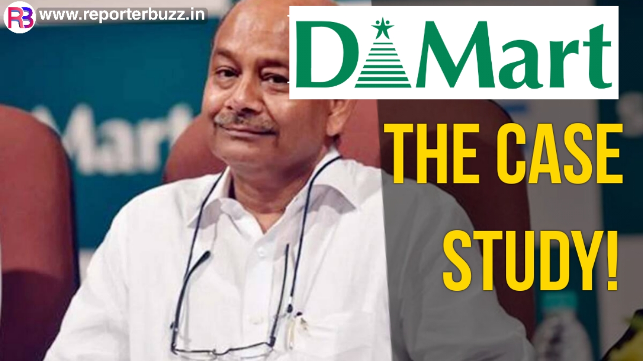 The most successful story of D-Mart an Indian Company!
