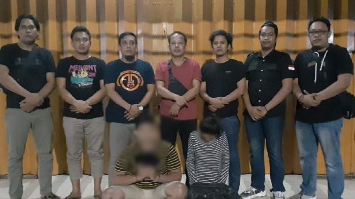 Terciduk CCTV Saat Beraksi, Spesialis Pencui HP Digulung Polisi