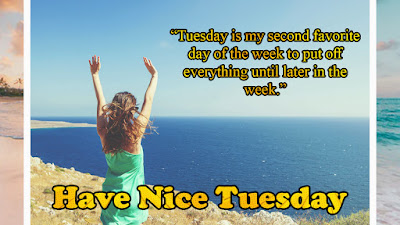 Positive Tuesday Quotes