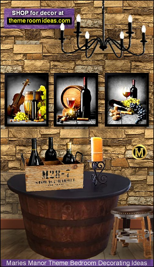 wine barrel furniture tuscany home decor vineyard decor tuscany style bedrooms tuscany kitchen dining wine cellar