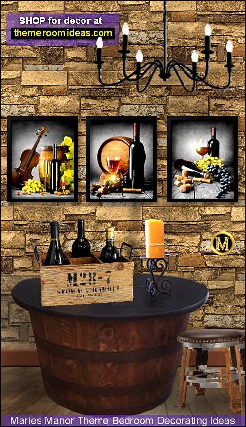 wine barrel furniture tuscany home decor vineyard decor tuscany style bedrooms tuscany kitchen dining wine cellar