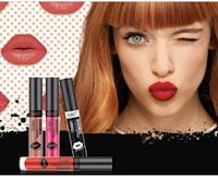 Logo Debby Trend Tester: ricevi gratis uno dei 10 kit composti da 10 colori Liquid Kisses Mat Lipstick