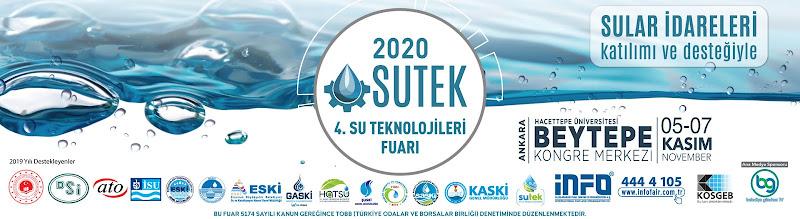 SUTEK 2020 4. Su Teknolojileri Fuarı