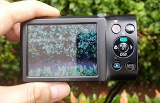 Kamera Digital Canon PowerShot A2300 Bekas Mulus Fullset