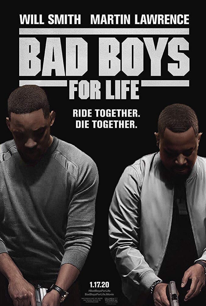 Bad Boys For Life, Will Smith, Martin Lawrence, Action, Comedy, Movie Review by Rawlins, Rawlins GLAM, Vanessa Hudgens