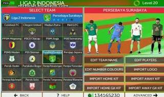 Download Game Fts 19 Mod Liga Indonesia Apk + Data Obb - Liga 1