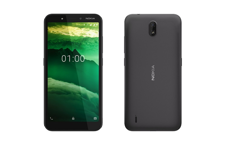 Nokia C1 Now Official in PH for only Php2,990