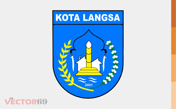 Kota Langsa Logo - Download Vector File AI (Adobe Illustrator)