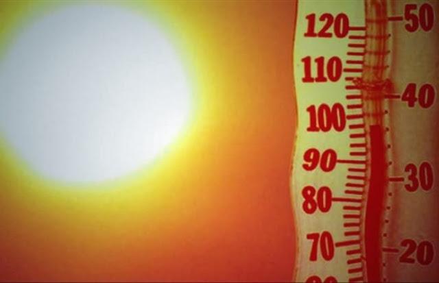 Η θερμοκρασία ξεπέρασε τους 40°C  - Πόσο ανέβηκε ο υδράργυρος στην Αργολίδα
