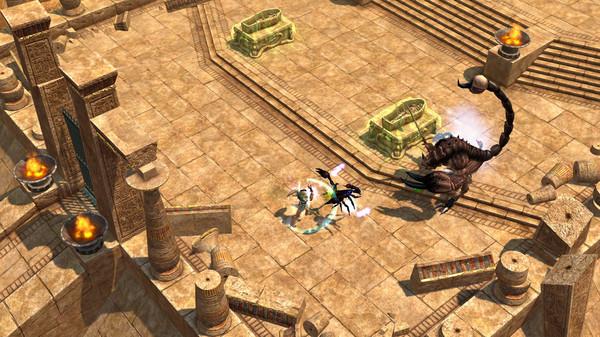 Download Titan Quest Anniversary Edition PC