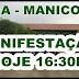 Universitários da UEA-Manicoré farão hoje à tarde manifestação em prol da paralização das aulas