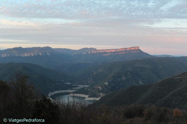 La Selva, Osor, Guilleries, Girona, rutes per Catalunya