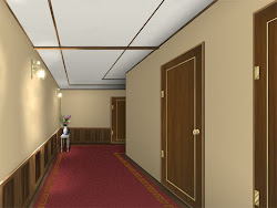 Anime Mansion Background Hallway Photos Download JPG PNG GIF RAW TIFF PSD PDF and Watch Online
