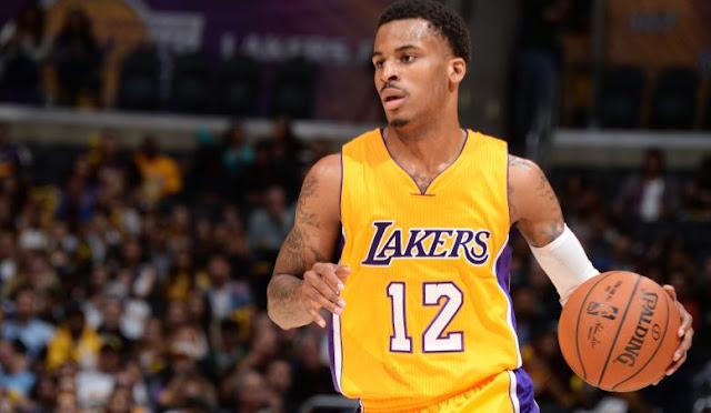 Lakers melepaskan Vander Blue dari kontrak dua arah