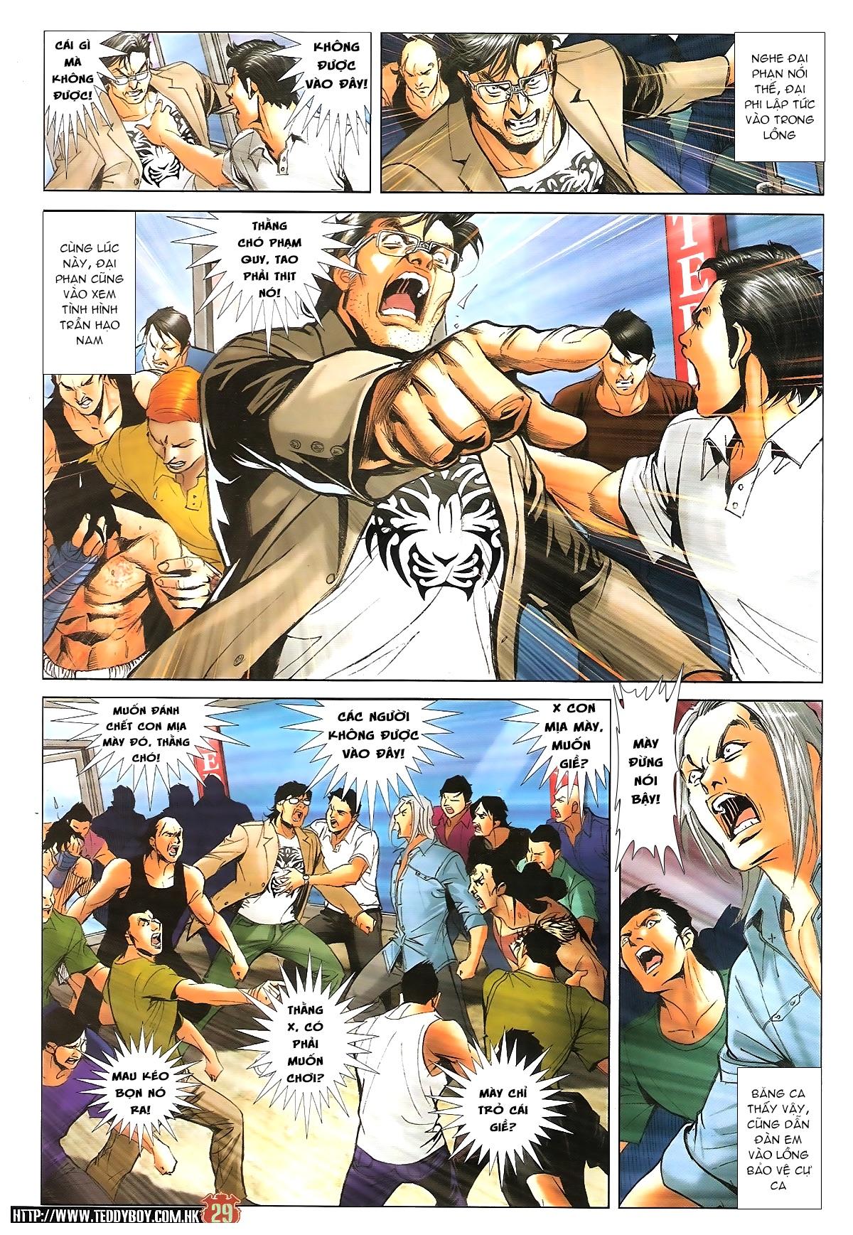 Người Trong Giang Hồ - Chapter 1628: Vĩnh viễn vô địch - Pic 24