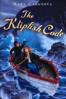 The klipfish code by Mary Casanova