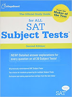 SAT Physics Subject Test: The Best Prep Books ~ Perfect Scorer Test Prep