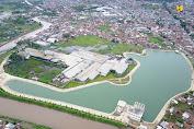 Pemerintah Intensifkan Kembali Pembangunan  Infrastruktur Citarum Harum
