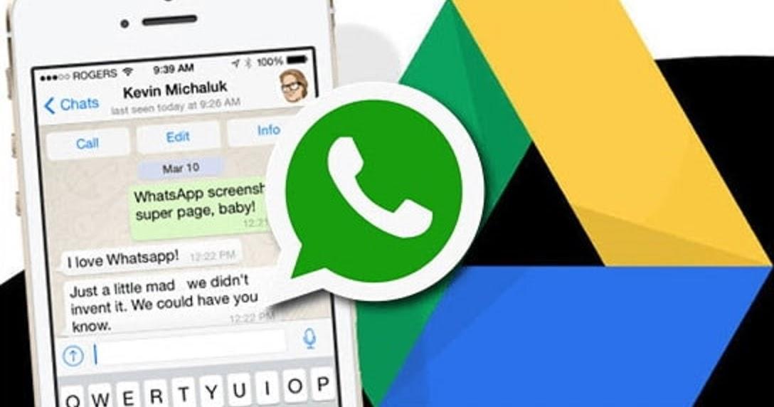 Cara Backup Data Whatsapp Mod Ke Penyimpanan Ponsel Dan Google Drive Mangidik