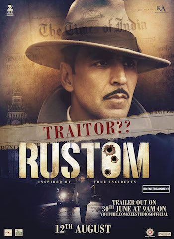 Rustom 2016 Hindi Bluray Movie Download