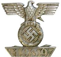 Aigle nazi- photo du site web Espenlaub Militaria