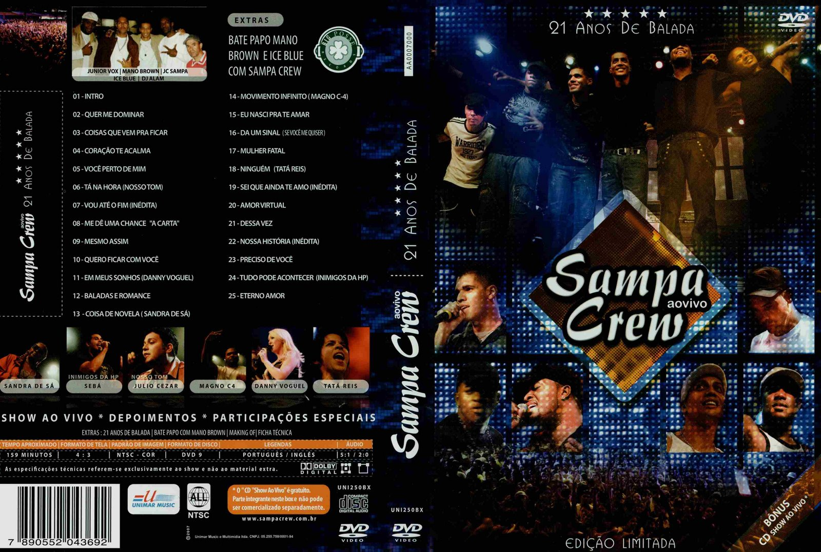 cd sampa crew 21 anos de balada mp3