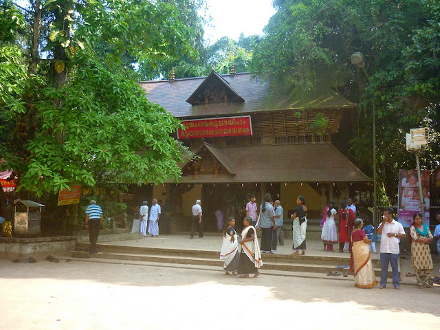 Famous temples of Alappey -Kerala