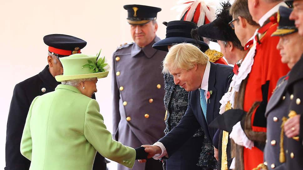 Королева в великобритании полномочия