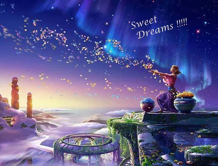 good night all dear friends