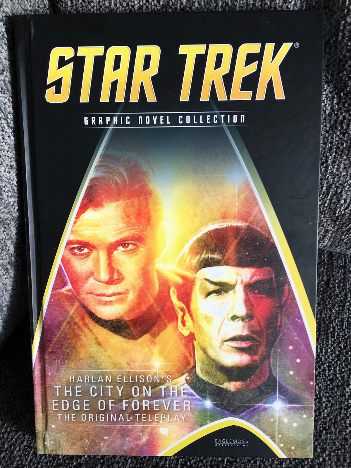 5d The Fifth Dimension Star Trek Graphic Novel Series A Review