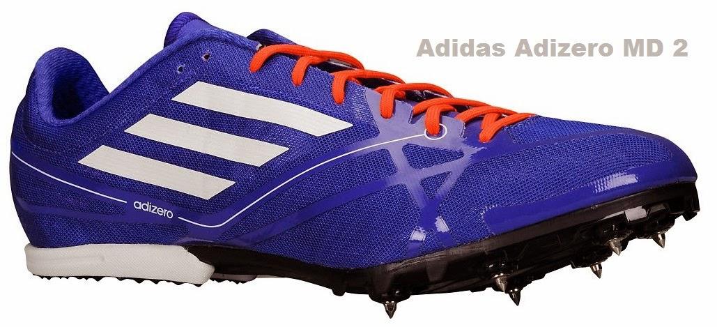 Middle   Long Distance Spike. Adidas Arriba IV af908a248
